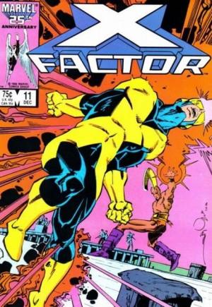 X-Factor (1986-1998)#11B