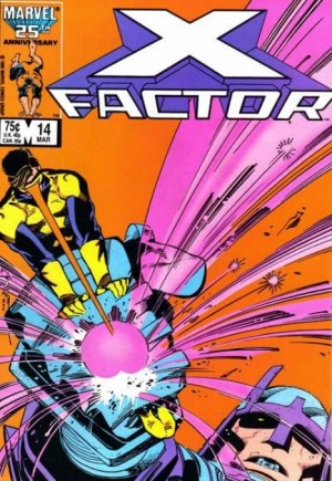 X-Factor (1986-1998)#14B