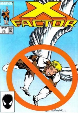 X-Factor (1986-1998)#15B