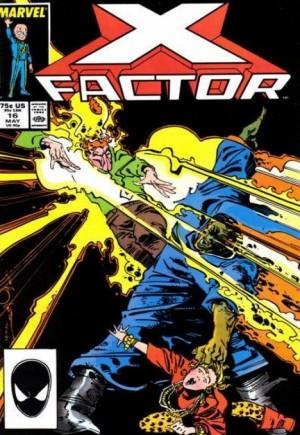 X-Factor (1986-1998)#16B