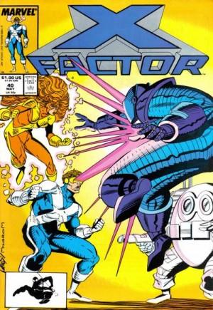 X-Factor (1986-1998)#40B