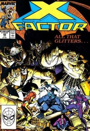 X-Factor (1986-1998)#42B