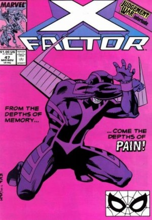 X-Factor (1986-1998)#47B