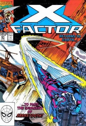 X-Factor (1986-1998)#51B