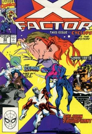 X-Factor (1986-1998)#53B