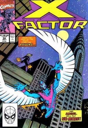 X-Factor (1986-1998)#56B