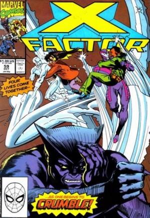 X-Factor (1986-1998)#59B