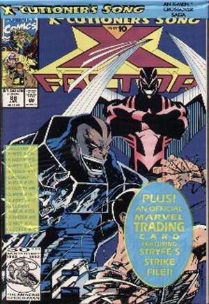 X-Factor (1986-1998)#86D