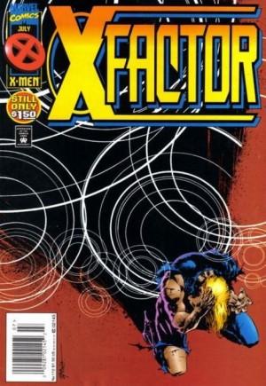 X-Factor (1986-1998)#112A