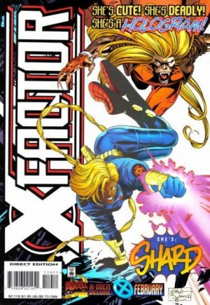 X-Factor (1986-1998)#119B