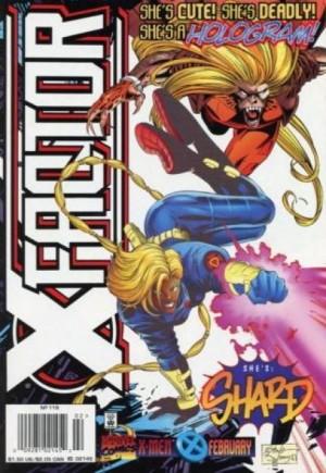 X-Factor (1986-1998)#119A