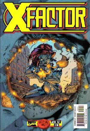 X-Factor (1986-1998)#130B