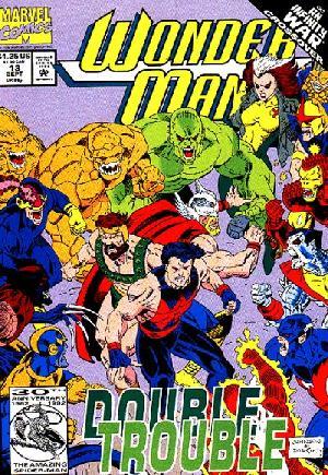 Wonder Man (1991-1994)#13B