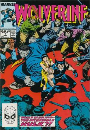 Wolverine (1988-2003)#7B