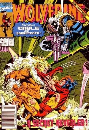 Wolverine (1988-2003)#41A