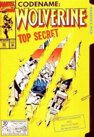 Wolverine (1988-2003)#50B
