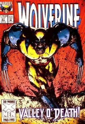 Wolverine (1988-2003)#67B