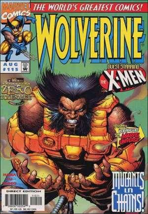 Wolverine (1988-2003)#115B