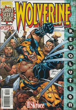 Wolverine (1988-2003)#150B