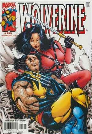 Wolverine (1988-2003)#153B