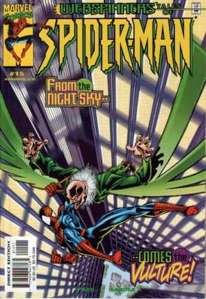 Webspinners: Tales of Spider-Man (1999-2000)#15