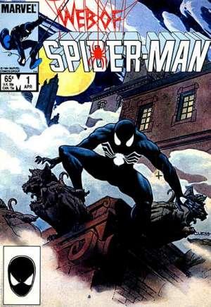 Web of Spider-Man (1985-1995)#1B