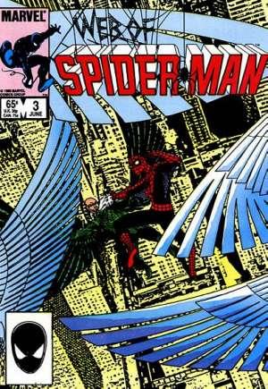 Web of Spider-Man (1985-1995)#3B