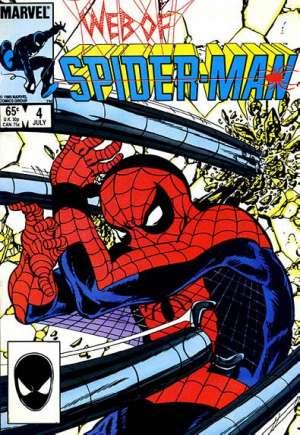 Web of Spider-Man (1985-1995)#4B