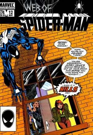 Web of Spider-Man (1985-1995)#12B