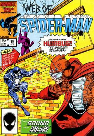 Web of Spider-Man (1985-1995)#19B