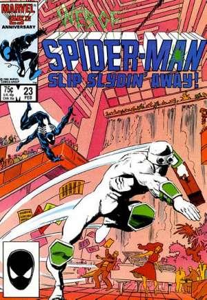 Web of Spider-Man (1985-1995)#23B