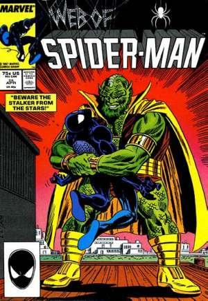 Web of Spider-Man (1985-1995)#25B
