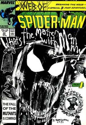 Web of Spider-Man (1985-1995)#33B