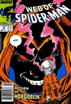 Web of Spider-Man (1985-1995)#38A