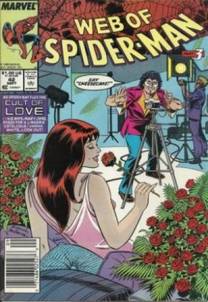 Web of Spider-Man (1985-1995)#42A