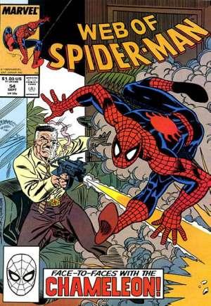 Web of Spider-Man (1985-1995)#54B