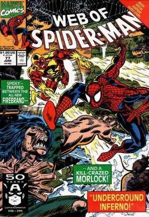 Web of Spider-Man (1985-1995)#77B