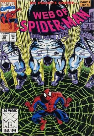 Web of Spider-Man (1985-1995)#98B