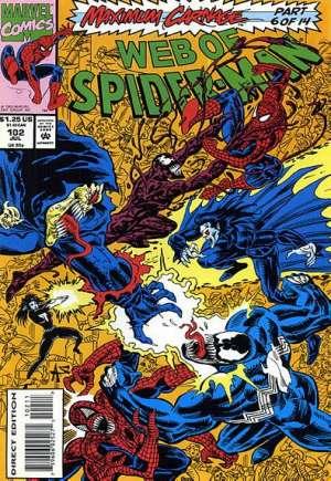 Web of Spider-Man (1985-1995)#102B
