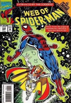 Web of Spider-Man (1985-1995)#104B