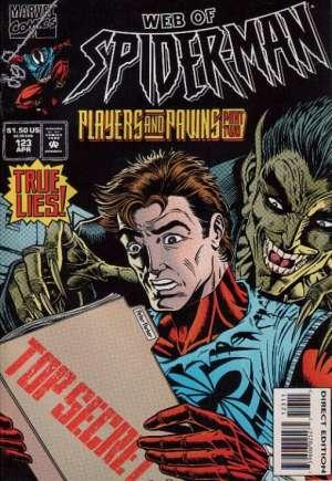 Web of Spider-Man (1985-1995)#123