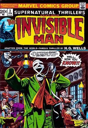 Supernatural Thrillers (1972-1975)#2