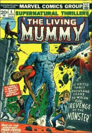 Supernatural Thrillers (1972-1975)#5