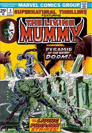 Supernatural Thrillers (1972-1975)#9