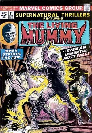 Supernatural Thrillers (1972-1975)#11