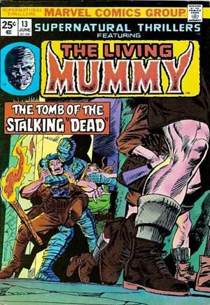 Supernatural Thrillers (1972-1975)#13