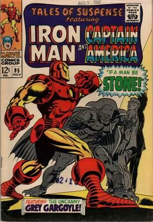 Tales of Suspense (1959-1968)#95