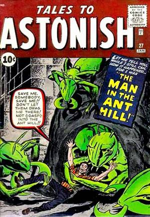 Tales to Astonish (1959-1968) #27A