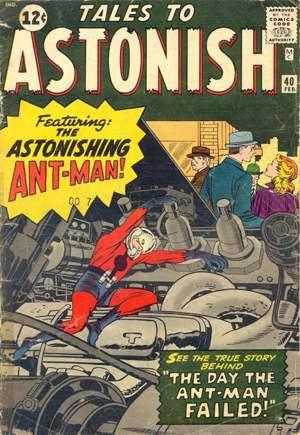 Tales to Astonish (1959-1968)#40