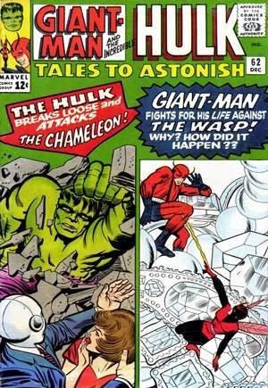 Tales to Astonish (1959-1968)#62
